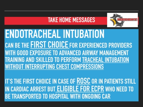 Take home messages Airway.002