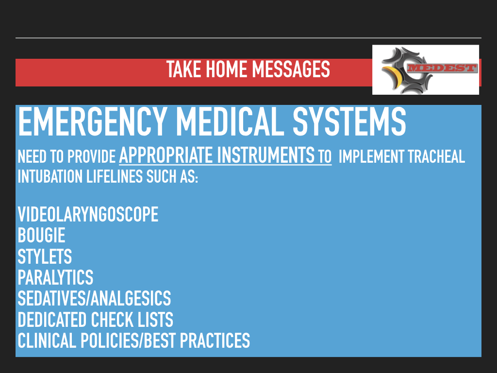 Take home messages Airway.003