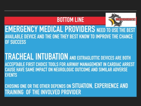 Take home messages Airway.004